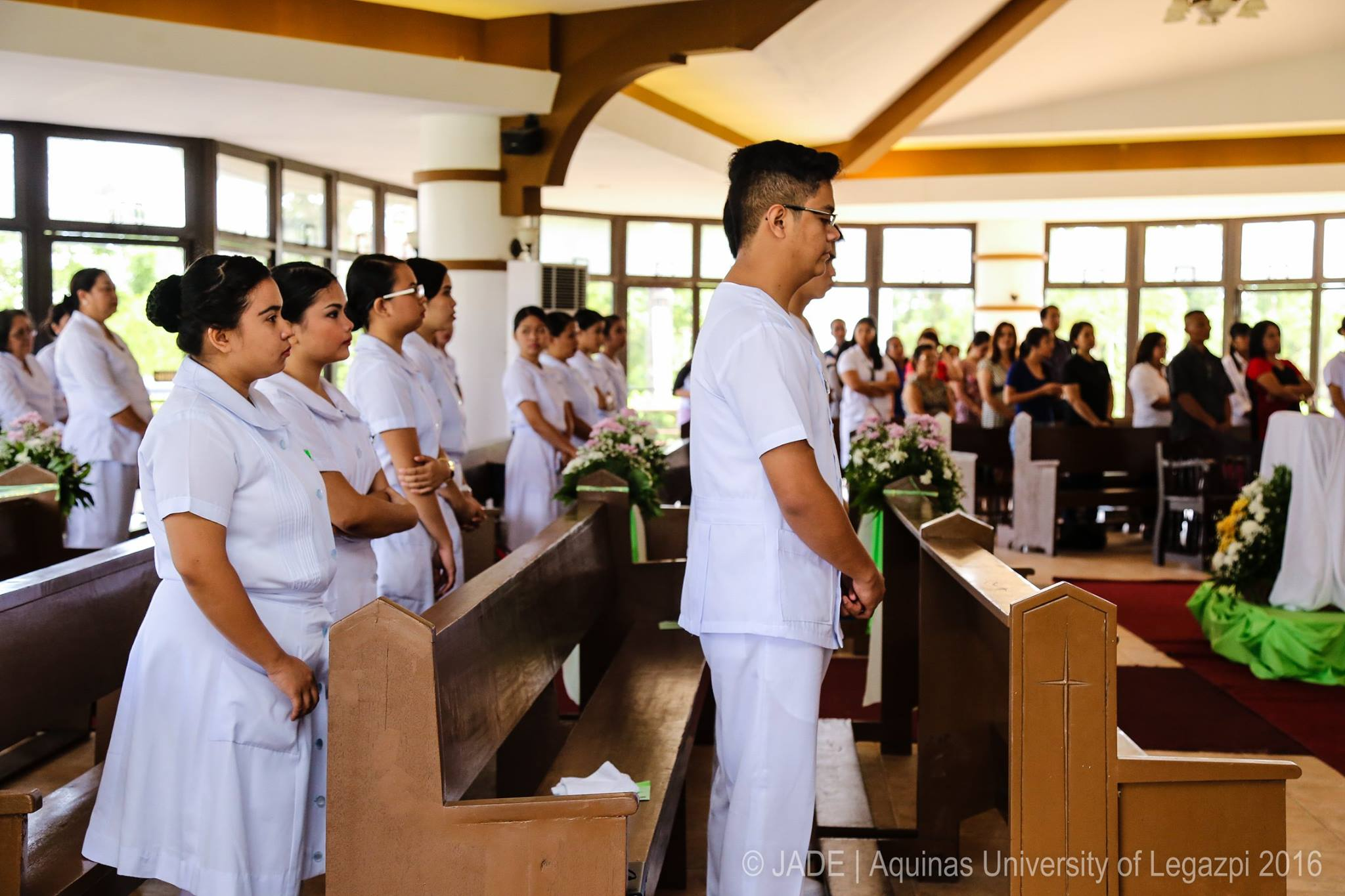46th Capping, Pinning and Candlelighting Ceremony