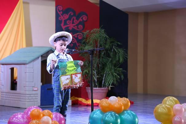 AQUI Preschool Festival of Talents