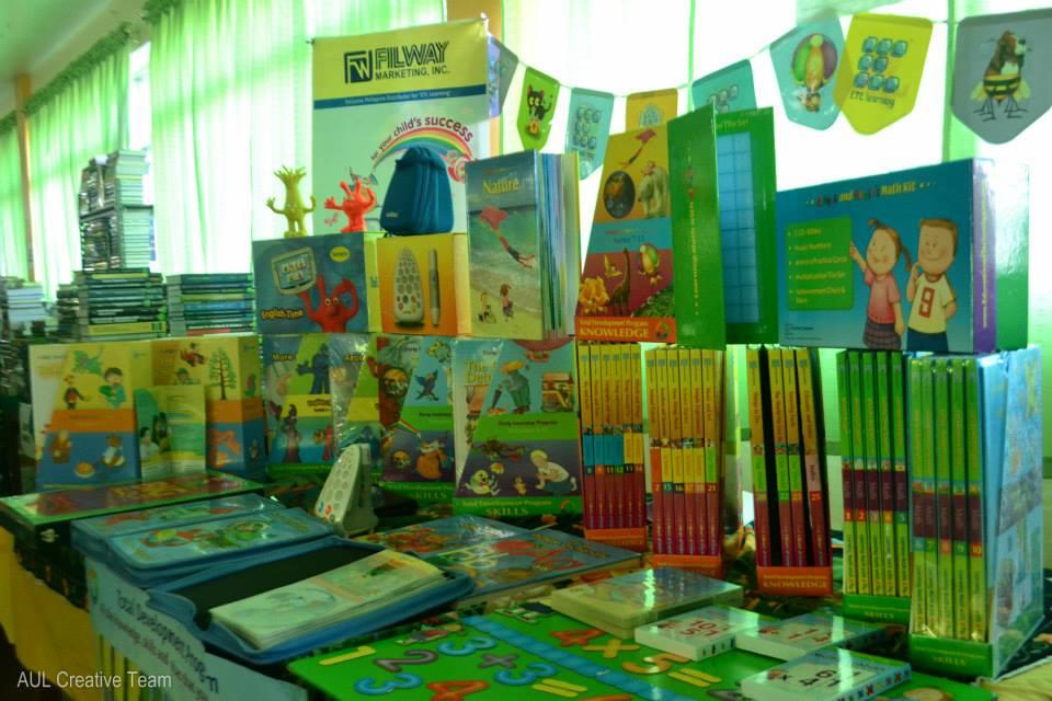 AUL Book Fair 2015