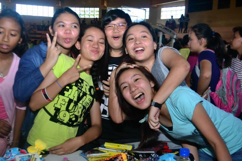 AUL High School Acquaintance Party