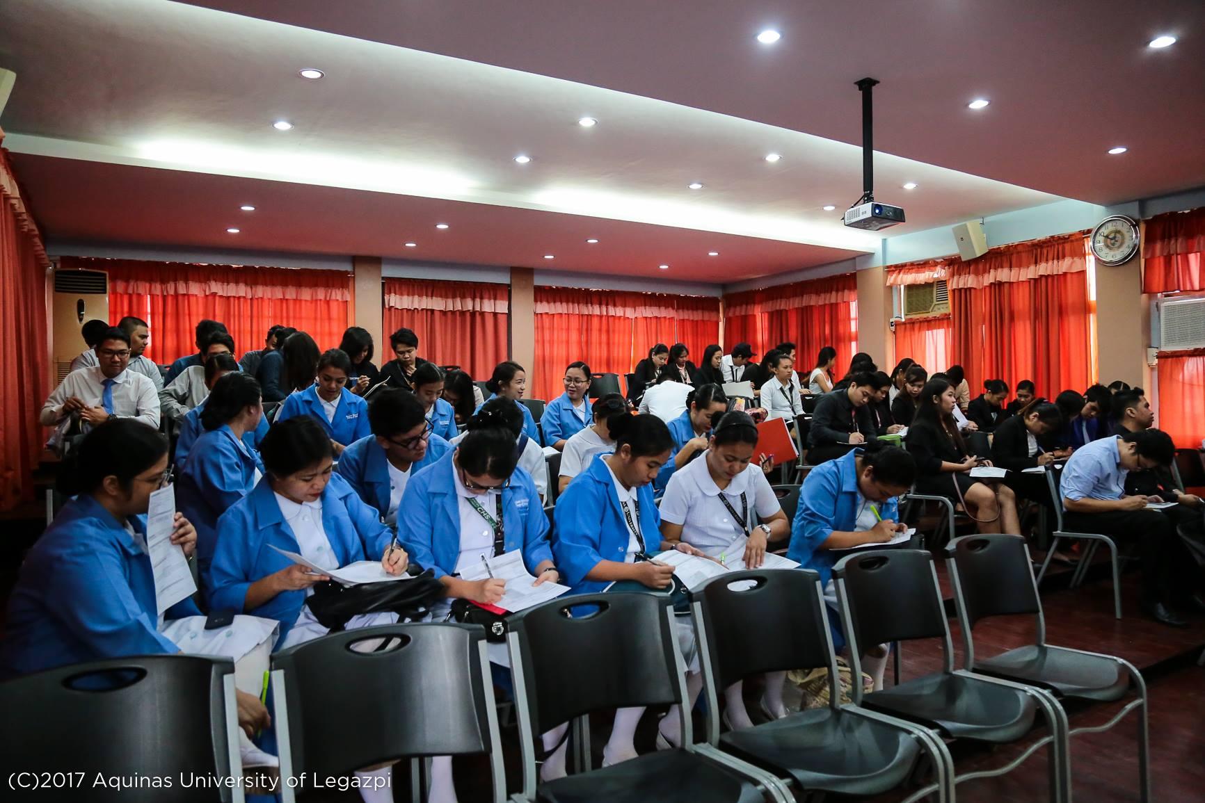 AUL Job Fair: Social Safety Nets Talks