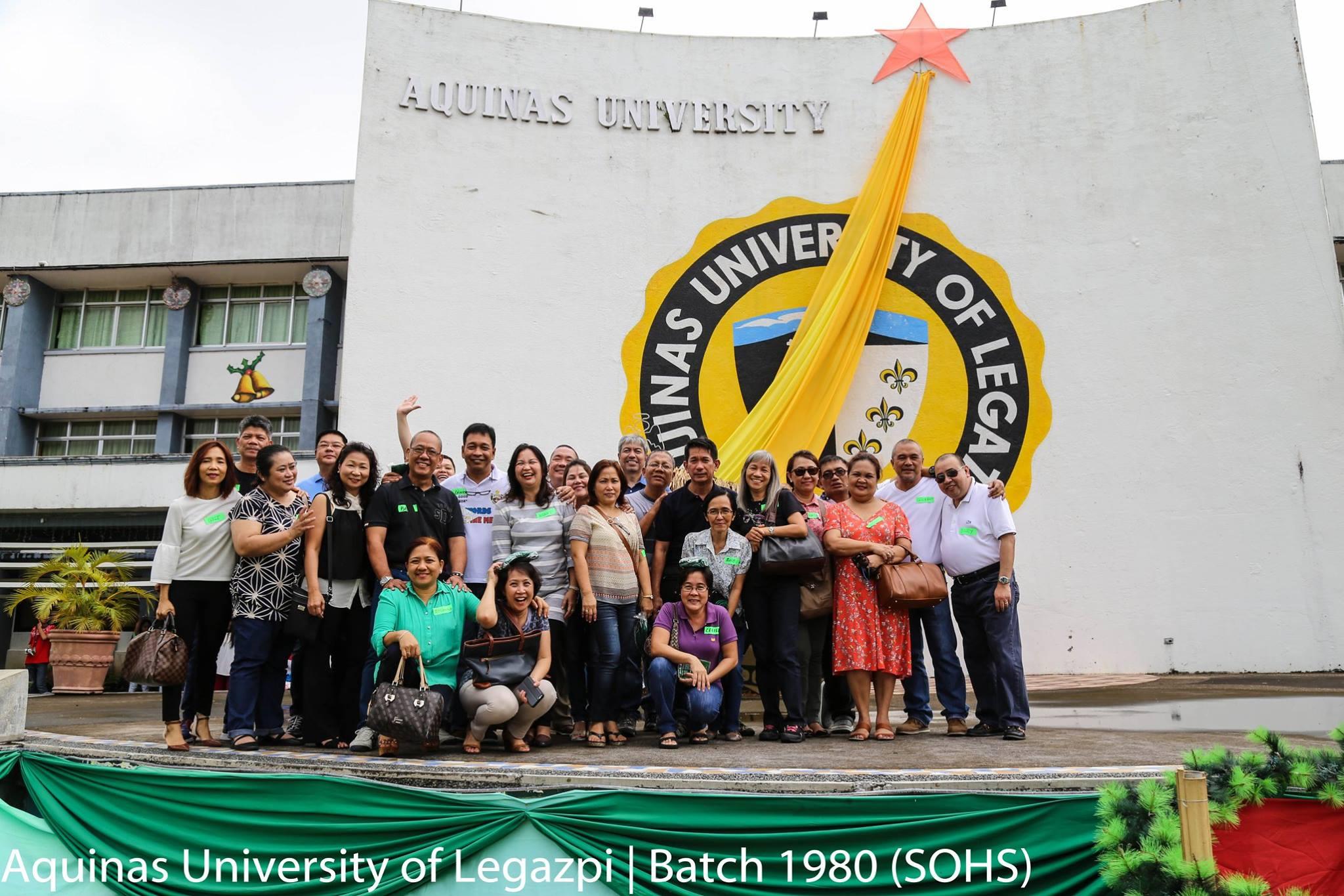 Alumni Homecoming Batch 1980 (AUL-SOHS)