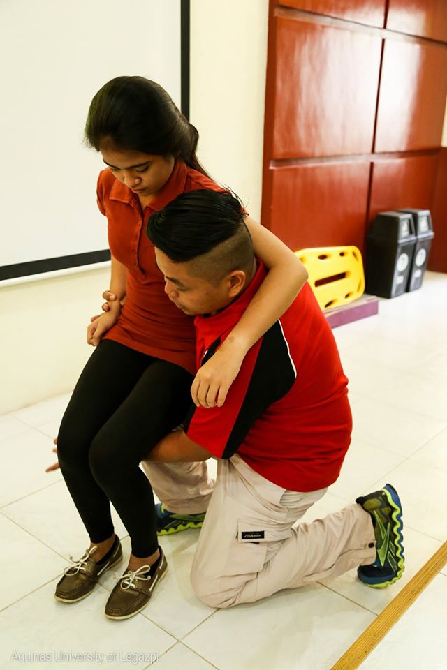 Basic First Aid Training – Day 2