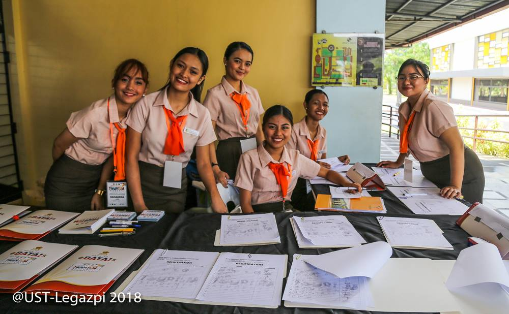 Bicol Regional Tourism Students' Congress 2018