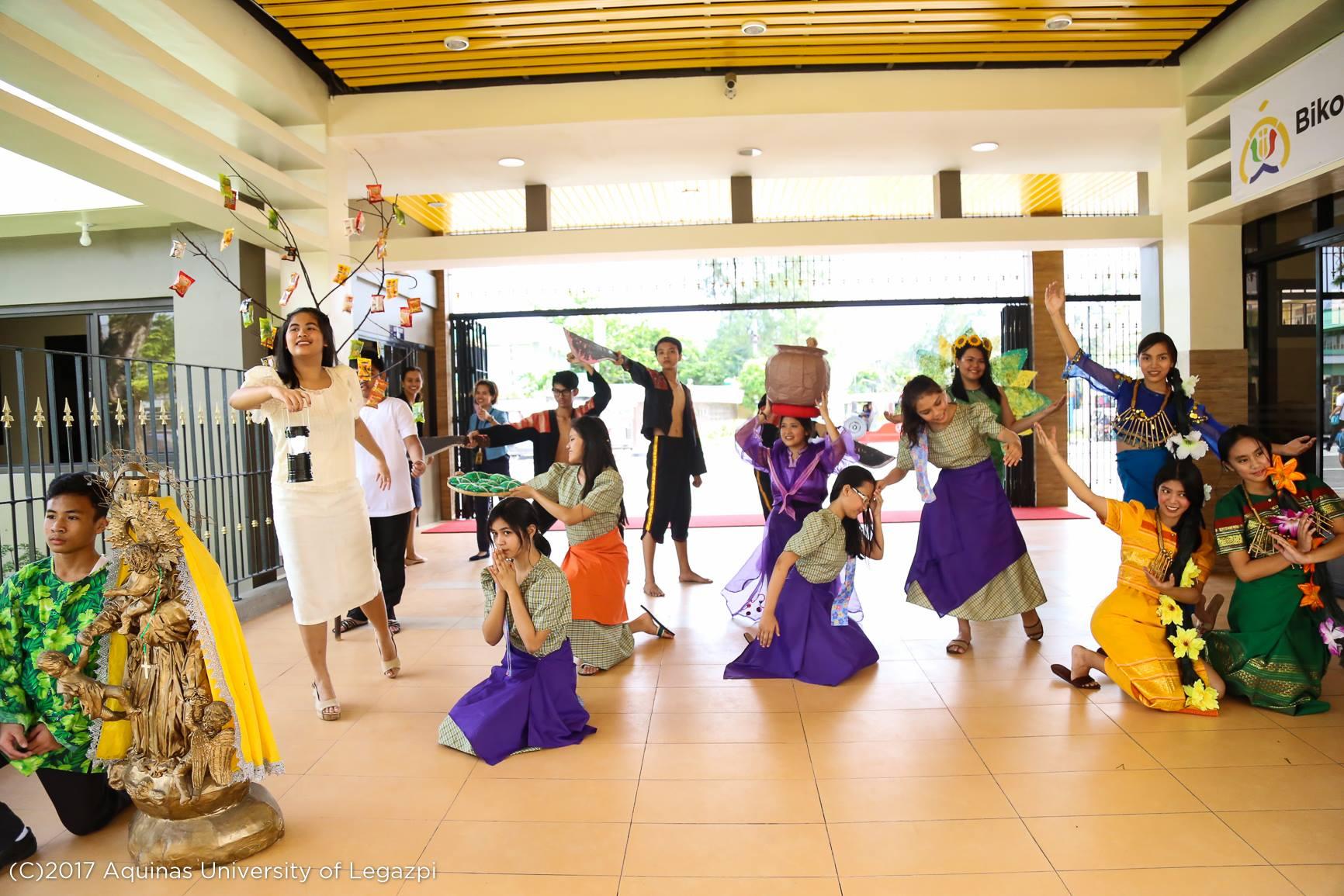 Blessing of the Bikol Studies Center