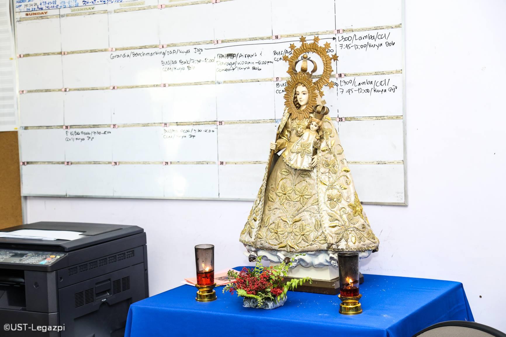 Block Rosary (Peñaranda Campus)