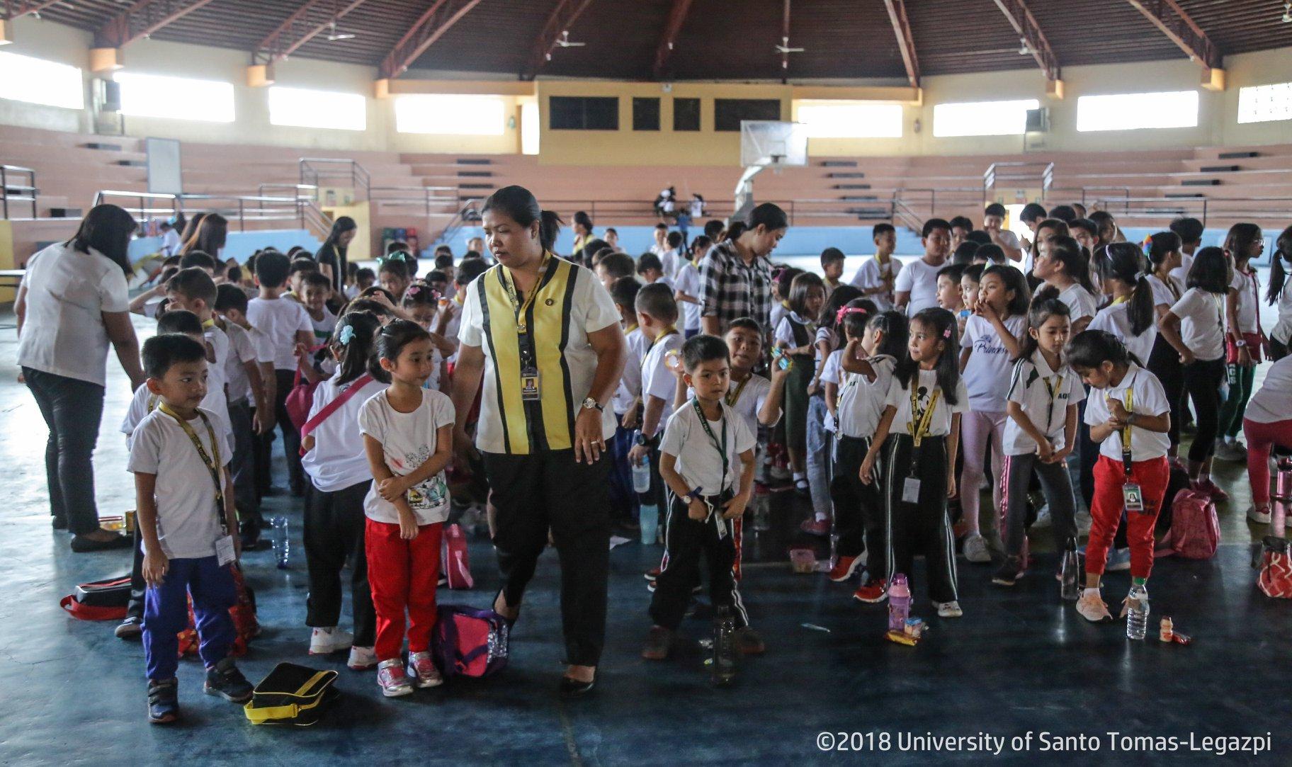 Bunyag AQUI & Induction Ceremony