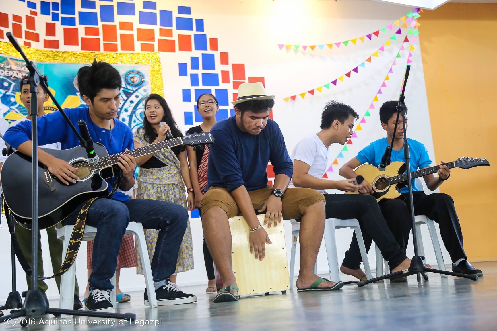 Buwan ng mga Wika Culminating Activity (Morning)