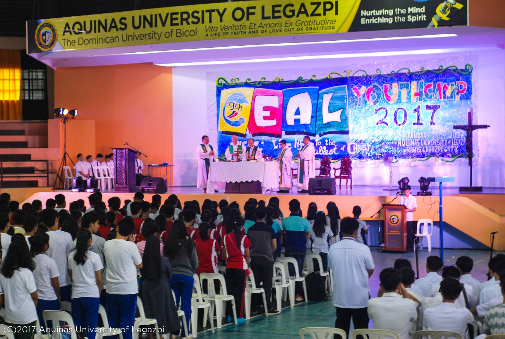 CEAL Youth Camp 2017