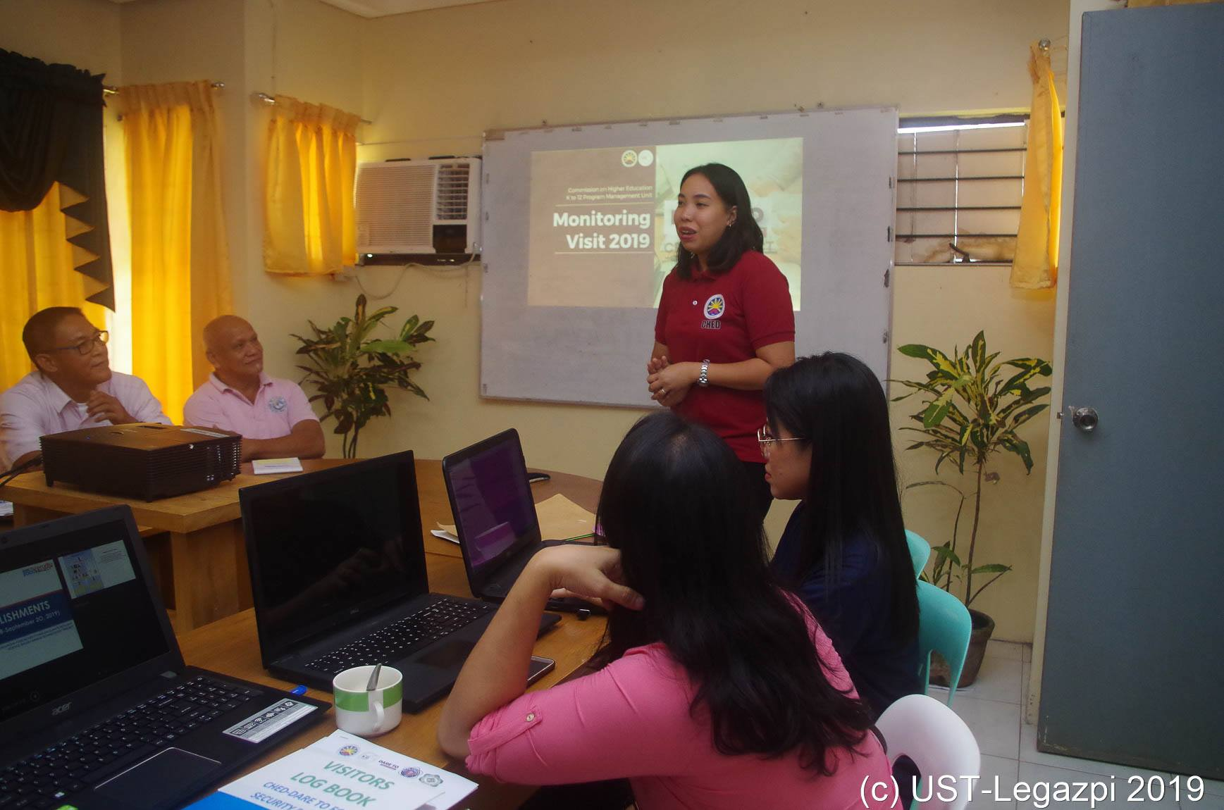 CHED Monitoring and Evaluation