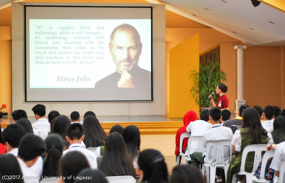 Career Convocation of Grade 10 students