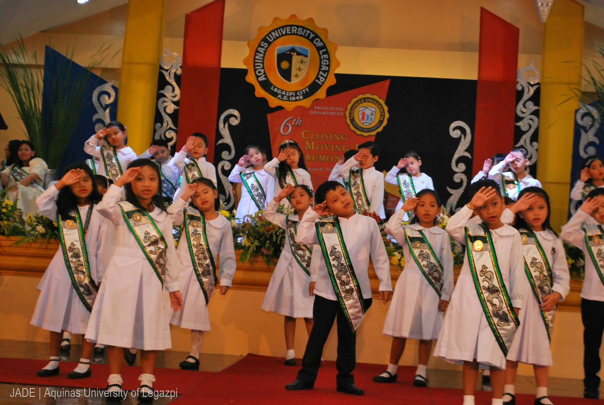 Commencement Exercises – Preschool and Elementary