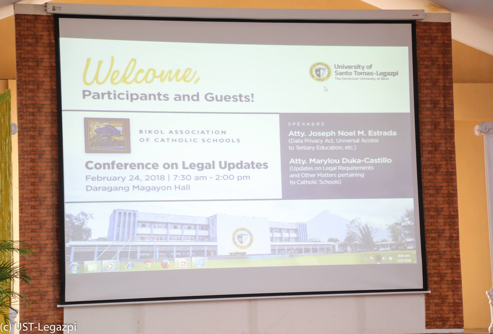 Conference on Legal Updates