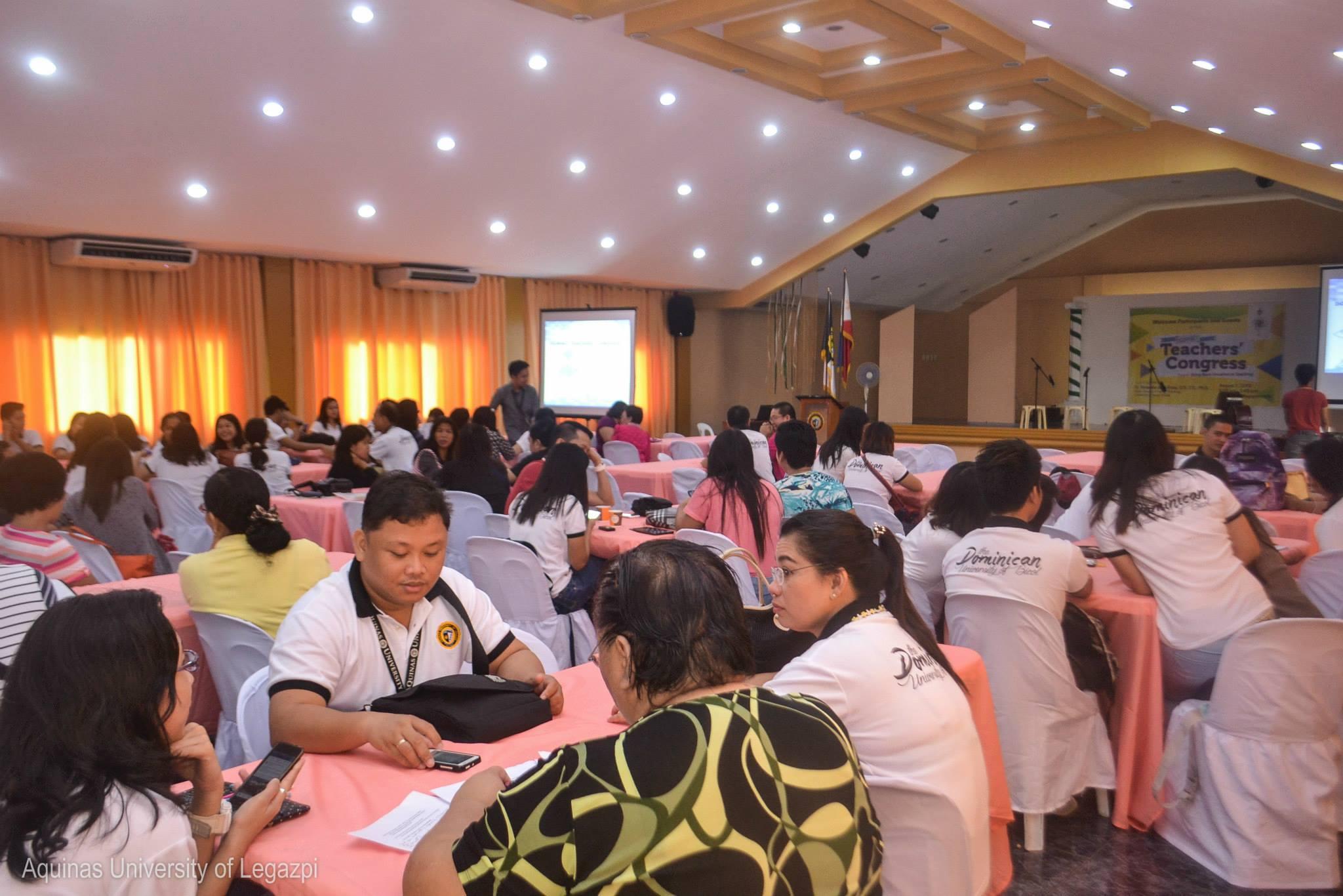 DOMNET Teachers' Congress