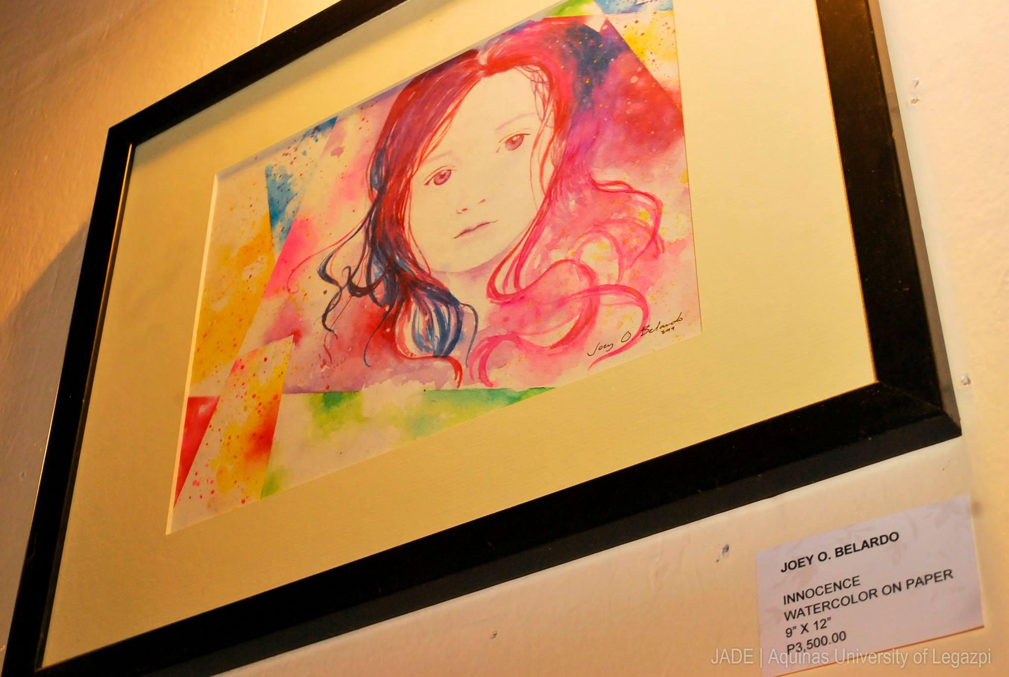 Daragang Magayon Art Exhibit