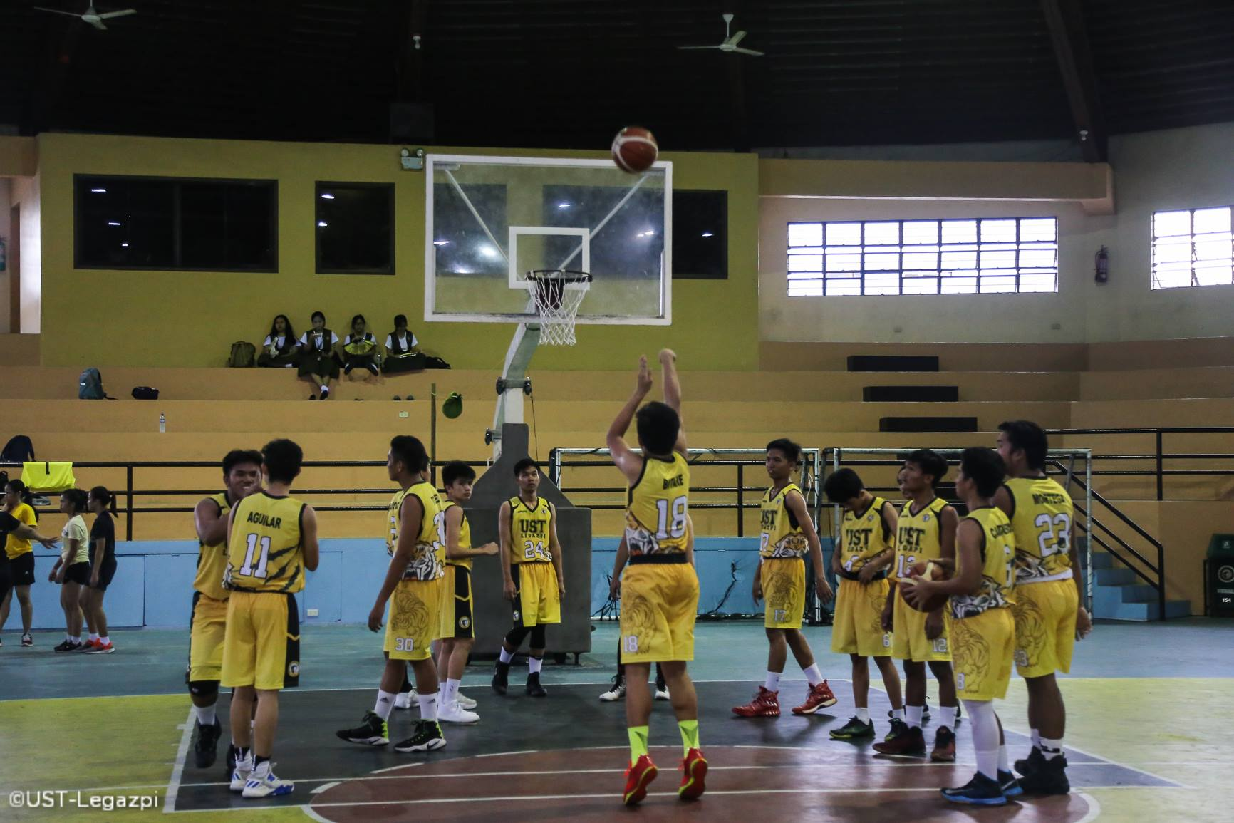 DepEd Tuneup Games for Zonal Meet