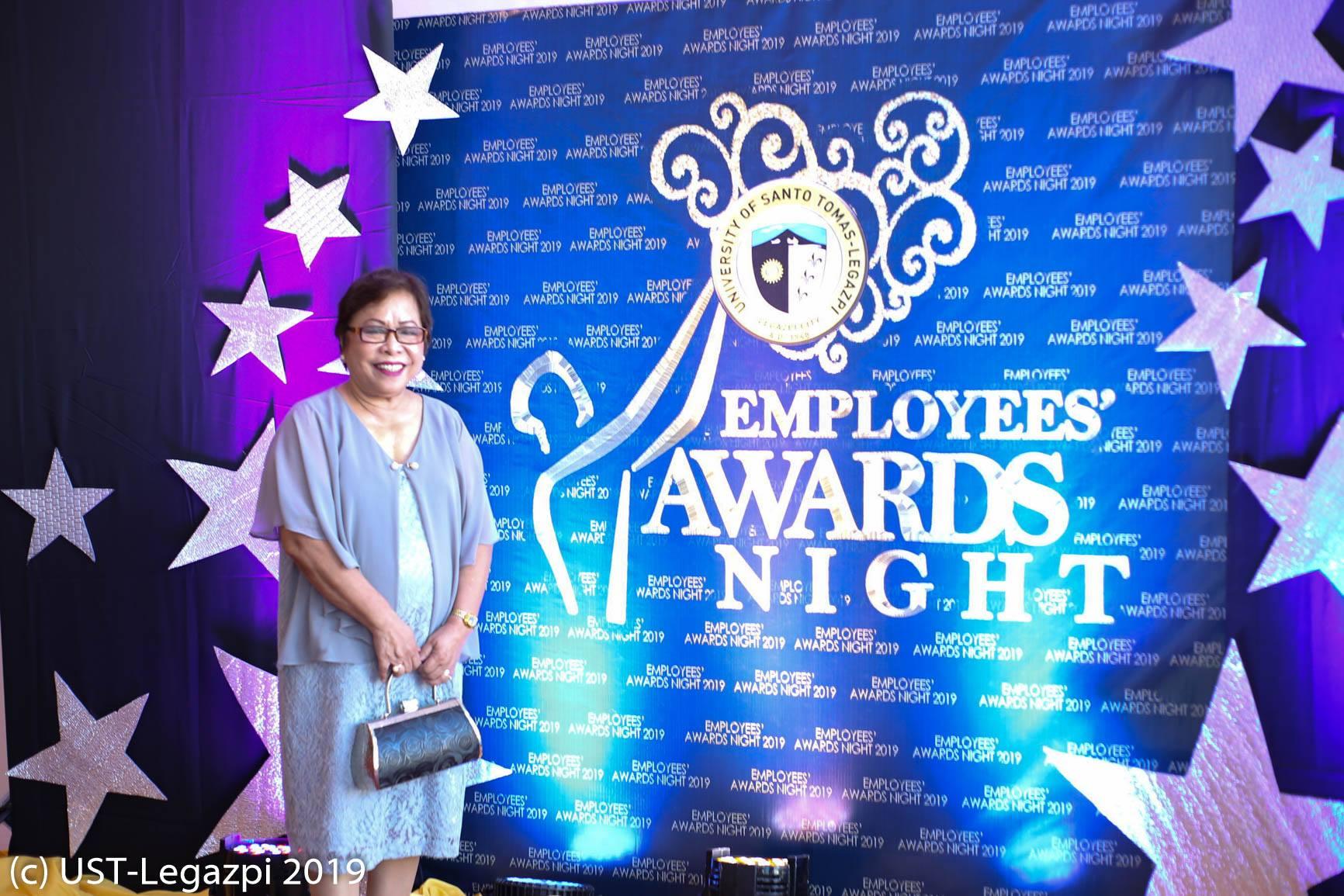 Employees' Awards Night 2019