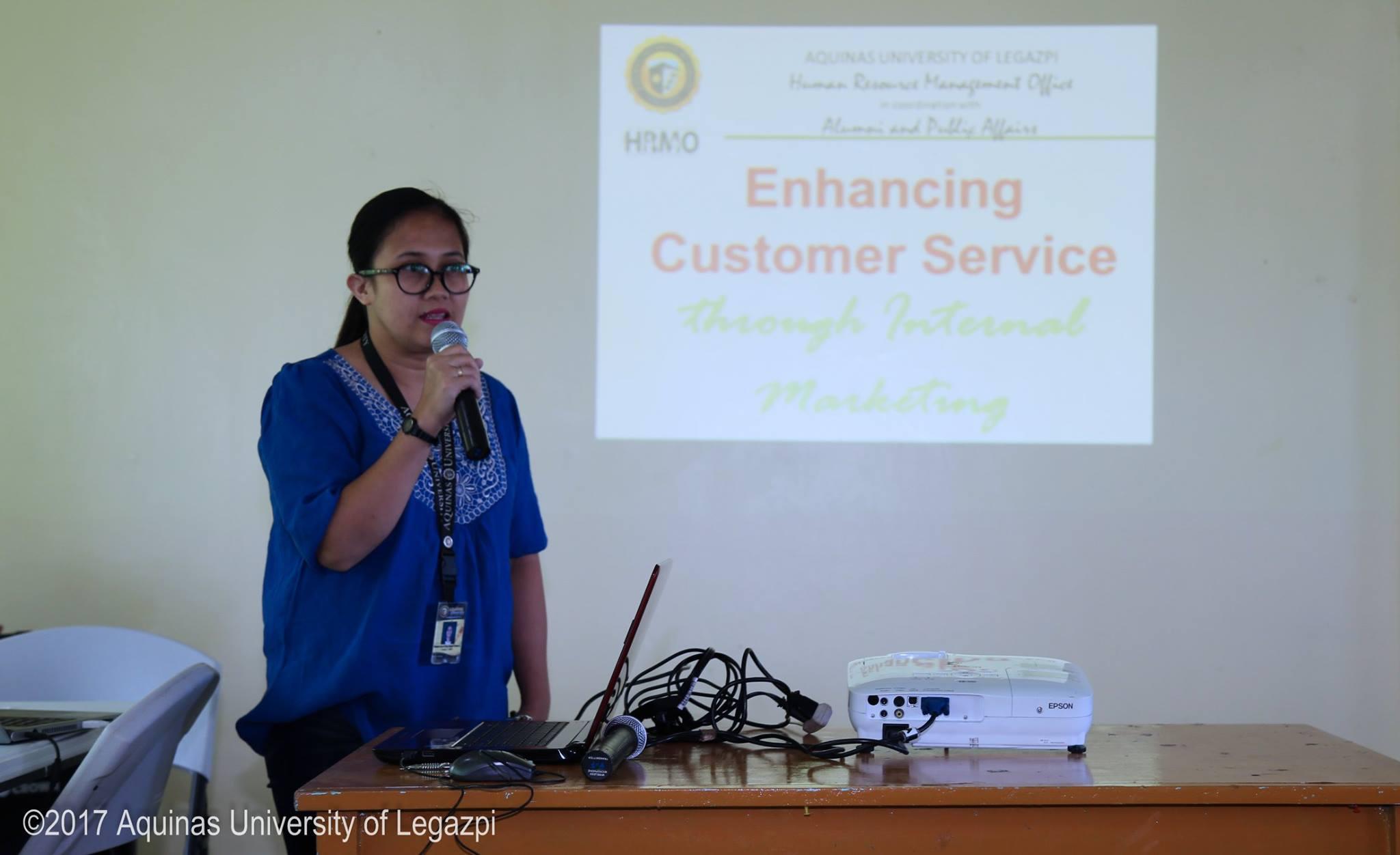 Enhancing Customer Service Through Internal Marketing