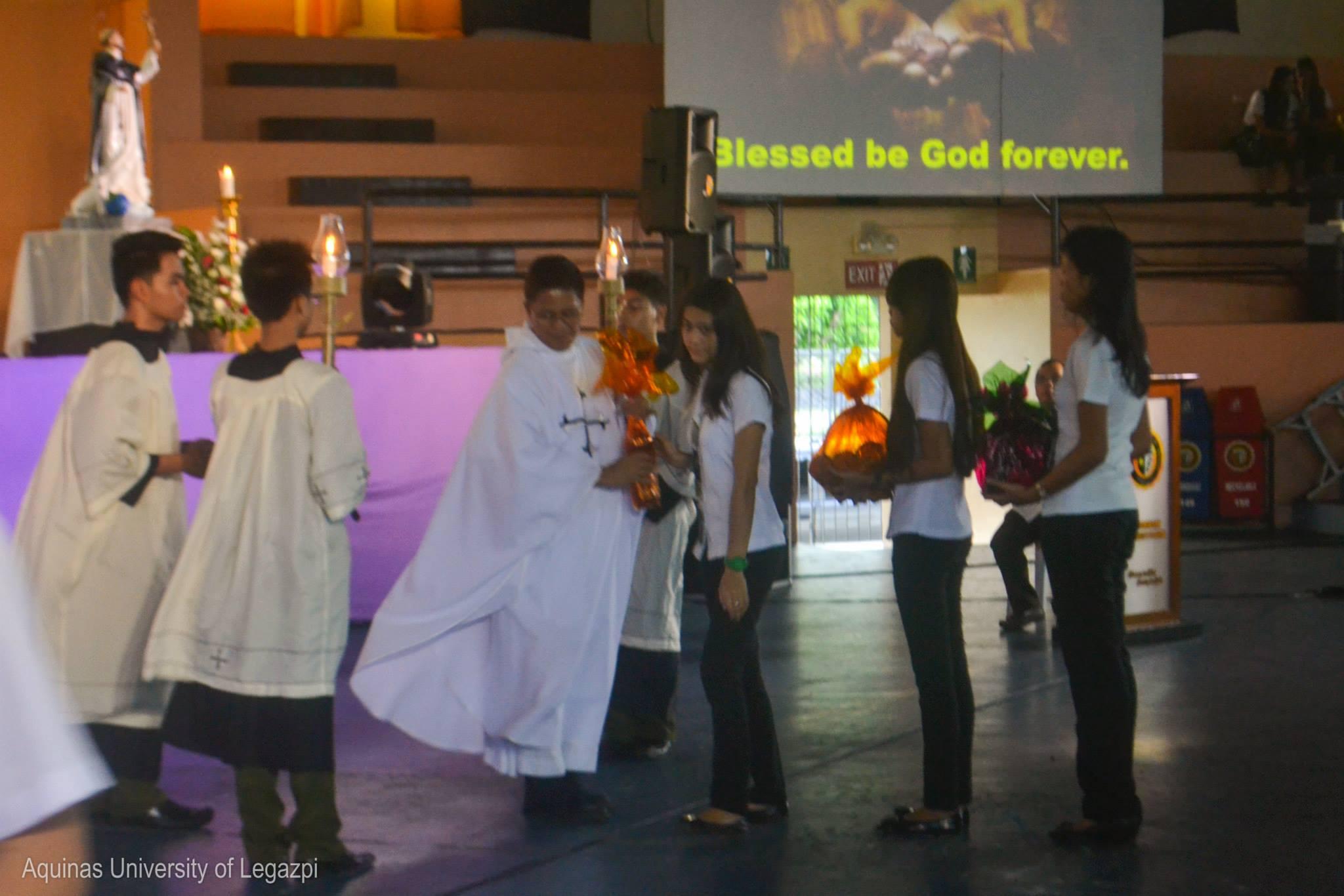 Feast of St. Dominic Eucharistic Mass Celebration