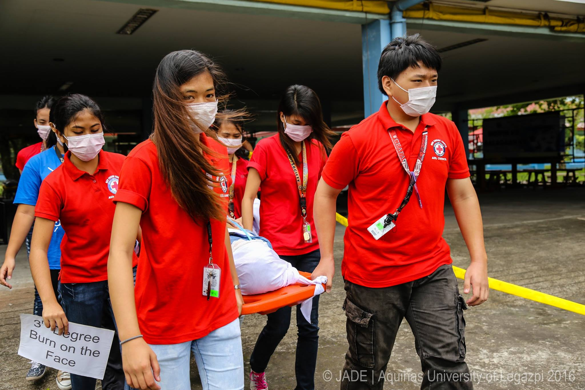 Fire, Earthquake, & Mass Casualty Drill