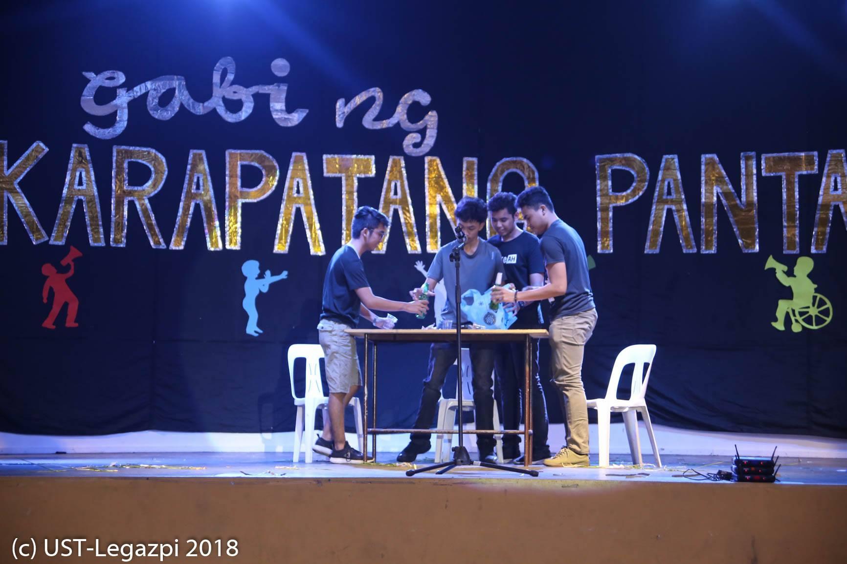 Gabi ng Karapatang Pantao 2018