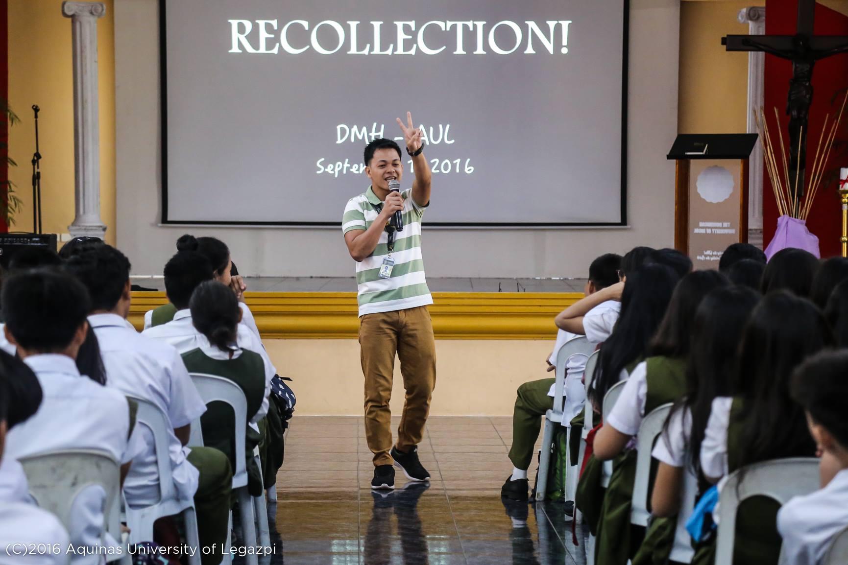 Grade 8 Recollection