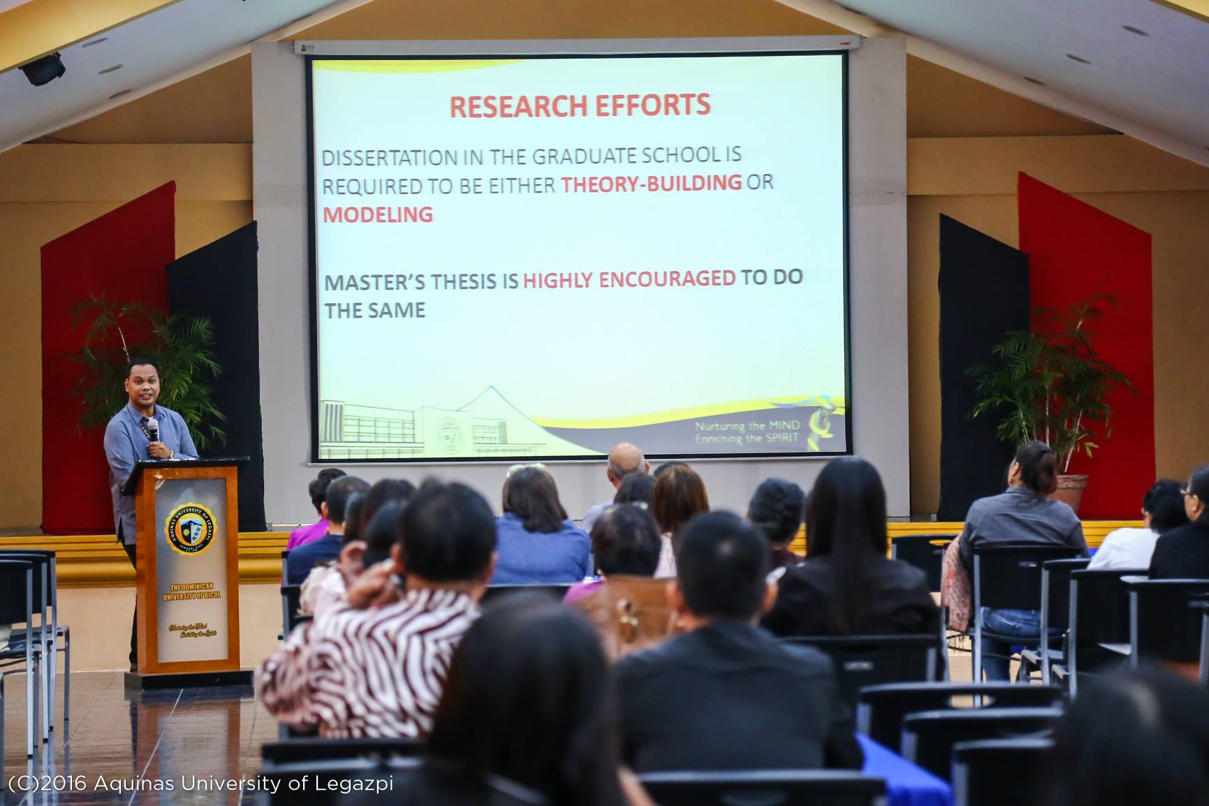 Graduate Research Conference: Day 2