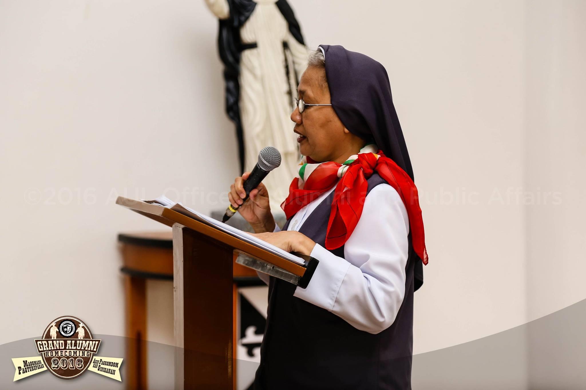 Grand Alumni Homecoming – Eucharistic Celebration