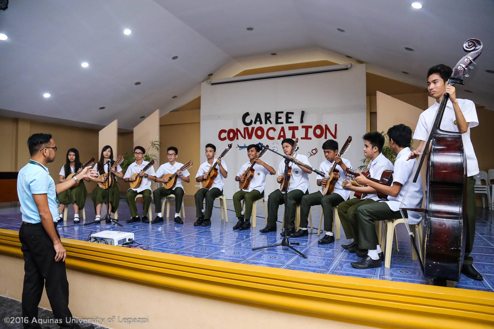 HS Career Convocation 2016