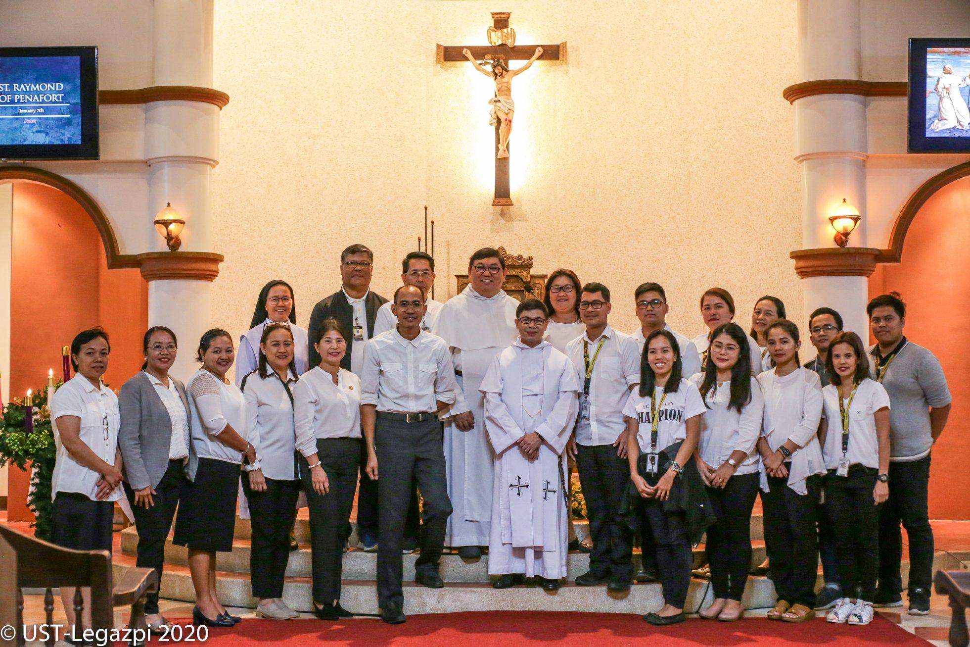 Installation of Rev. Fr. Felix C. Legaspi III, OP as Prior