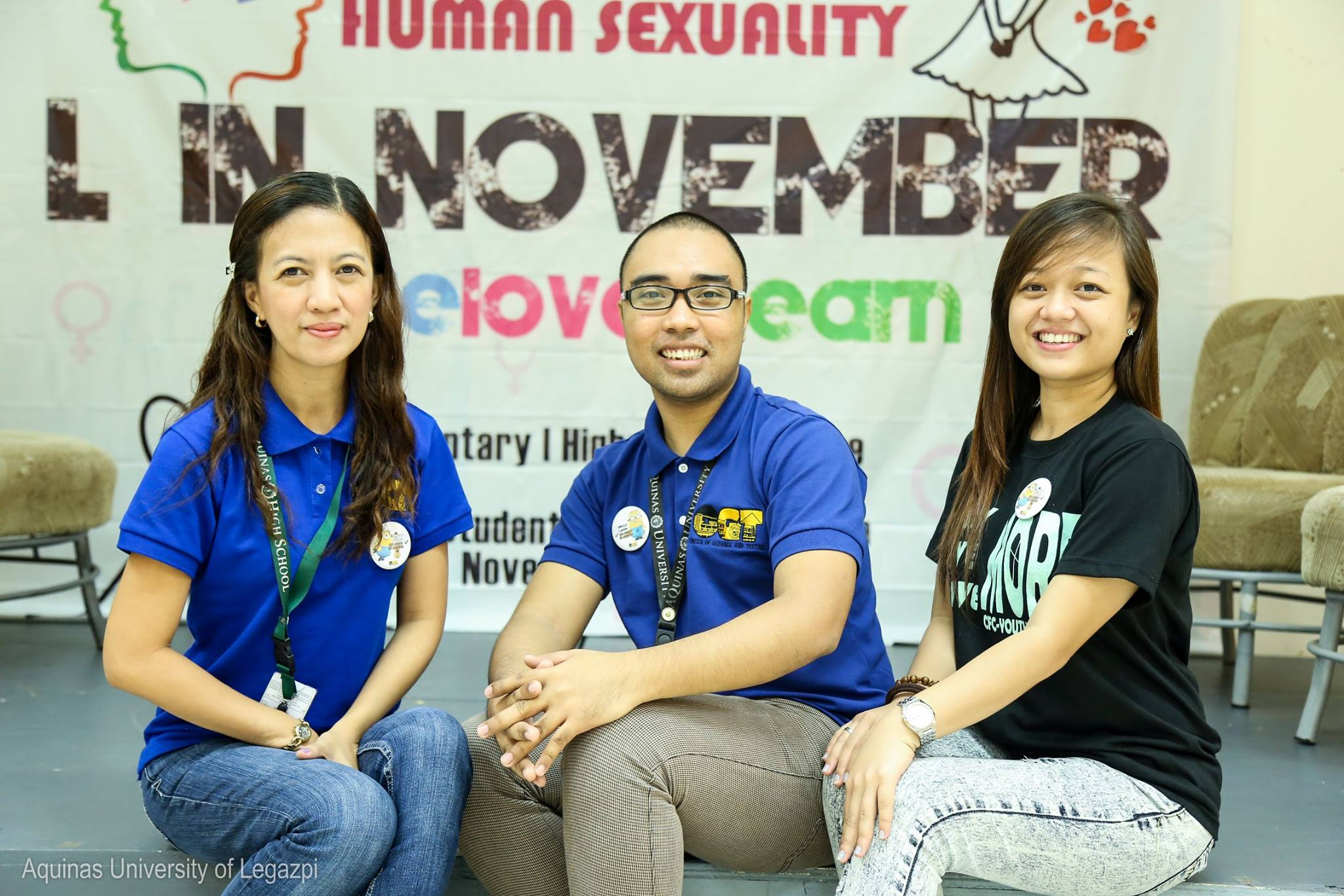 L in November: Seminar on Human Sexuality