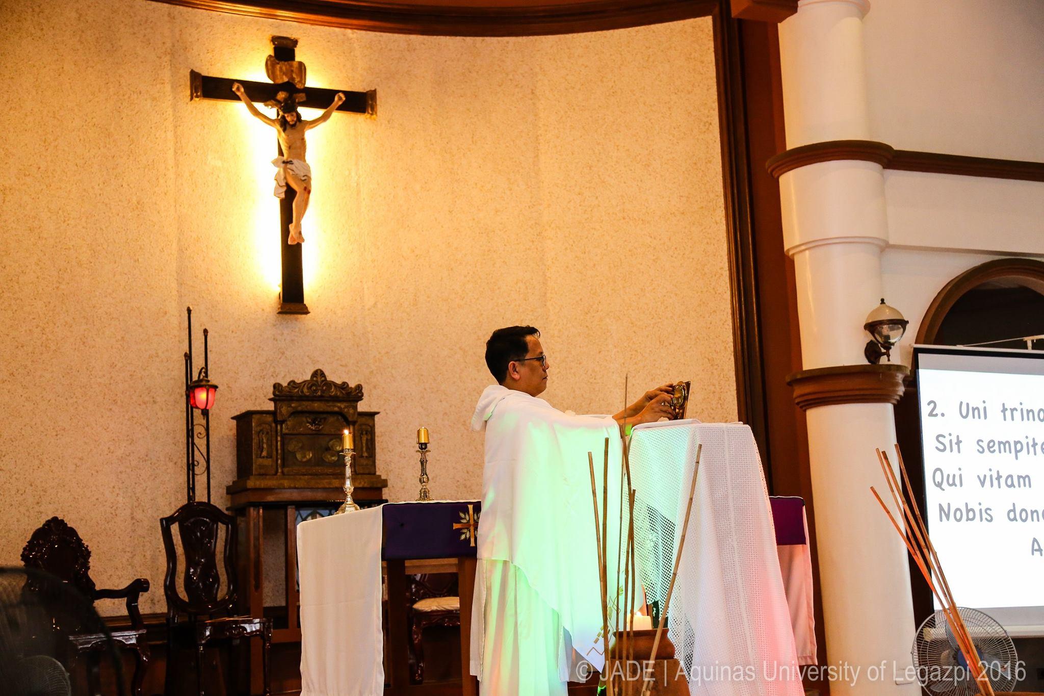 Lenten Benediction: Into the Desert