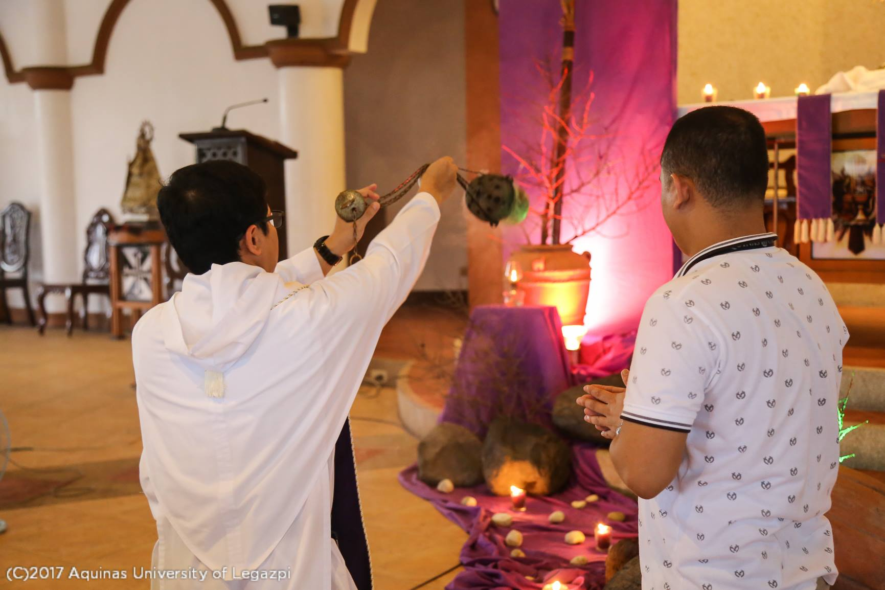 Lenten Benediction