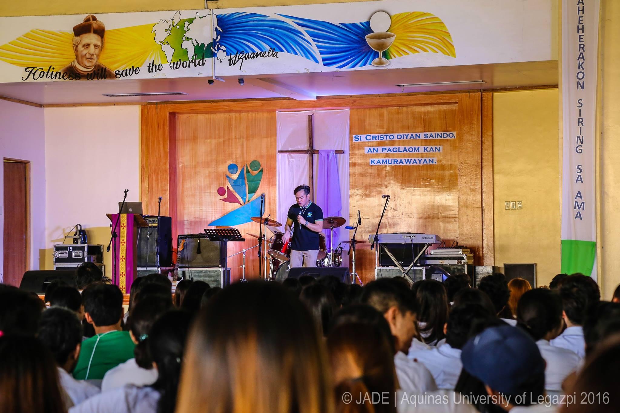 Lenten Recollection 2016 – 4th Year