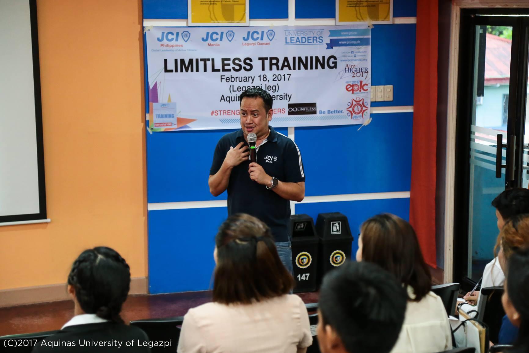 Limitless Training