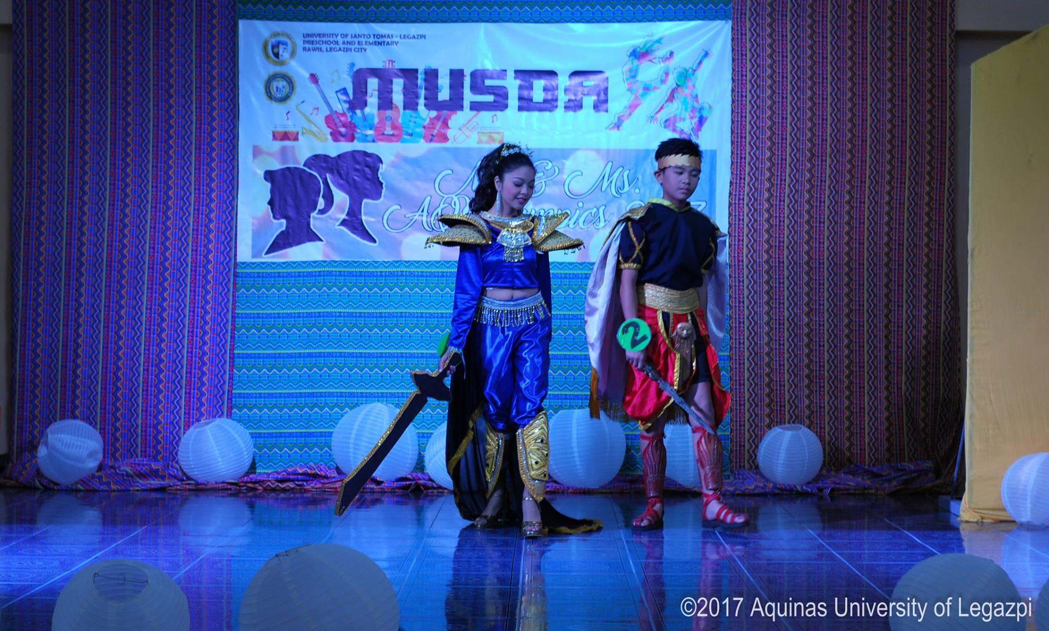MUSDA and Mr. & Ms. Aquilympics 2017