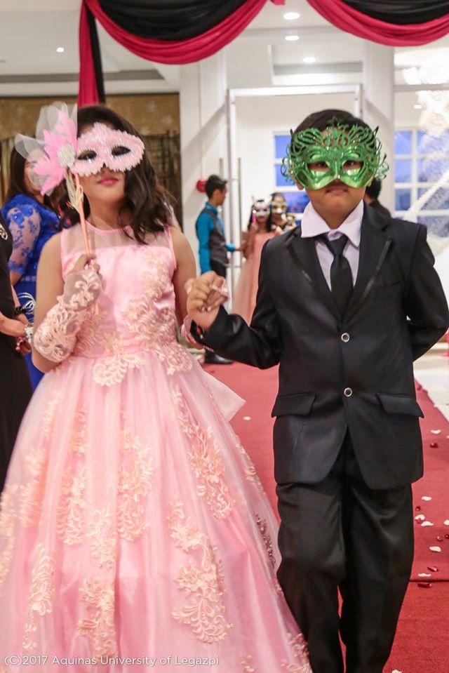 Masquerade Ball Processional