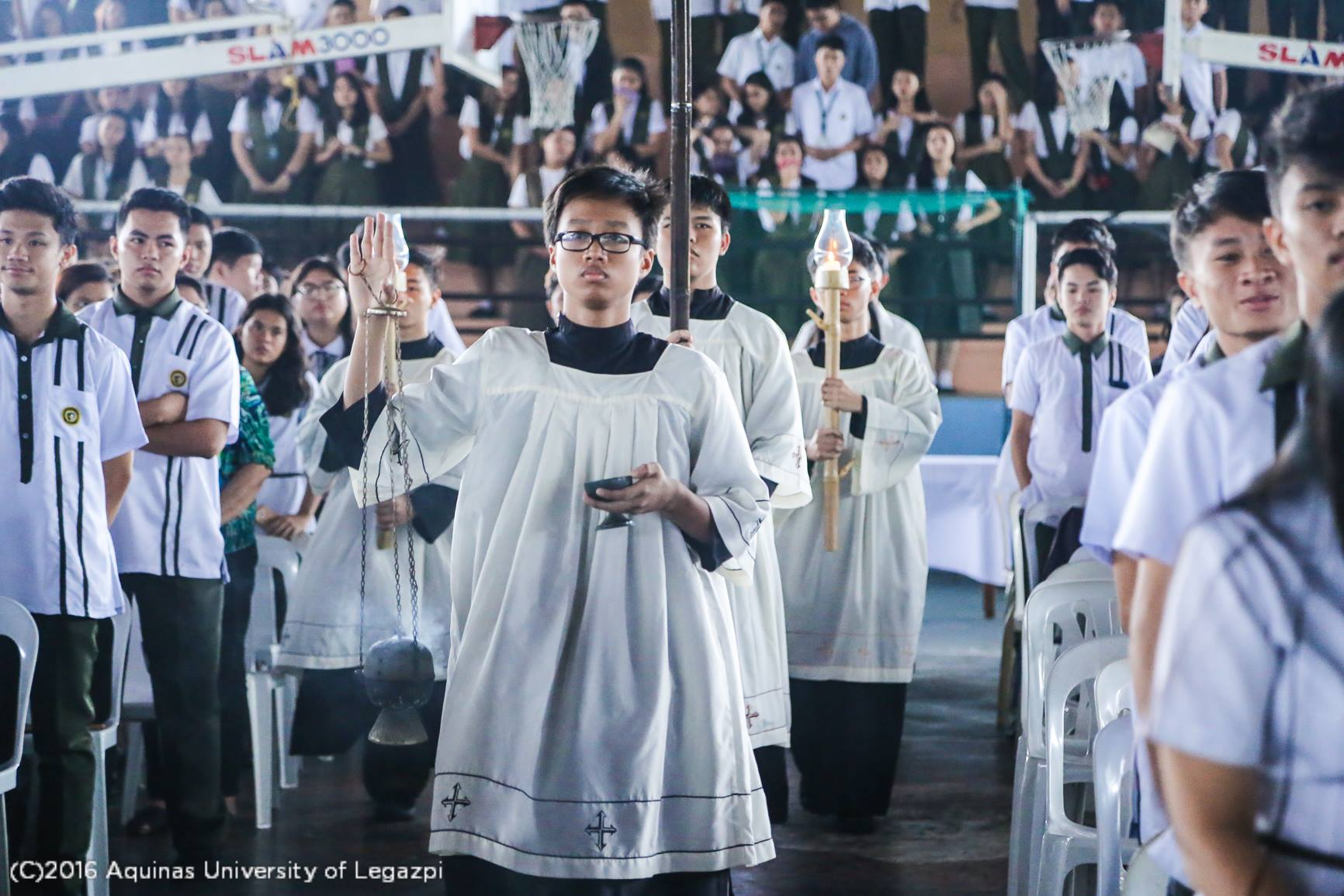 Mass in Honor of St. Dominic
