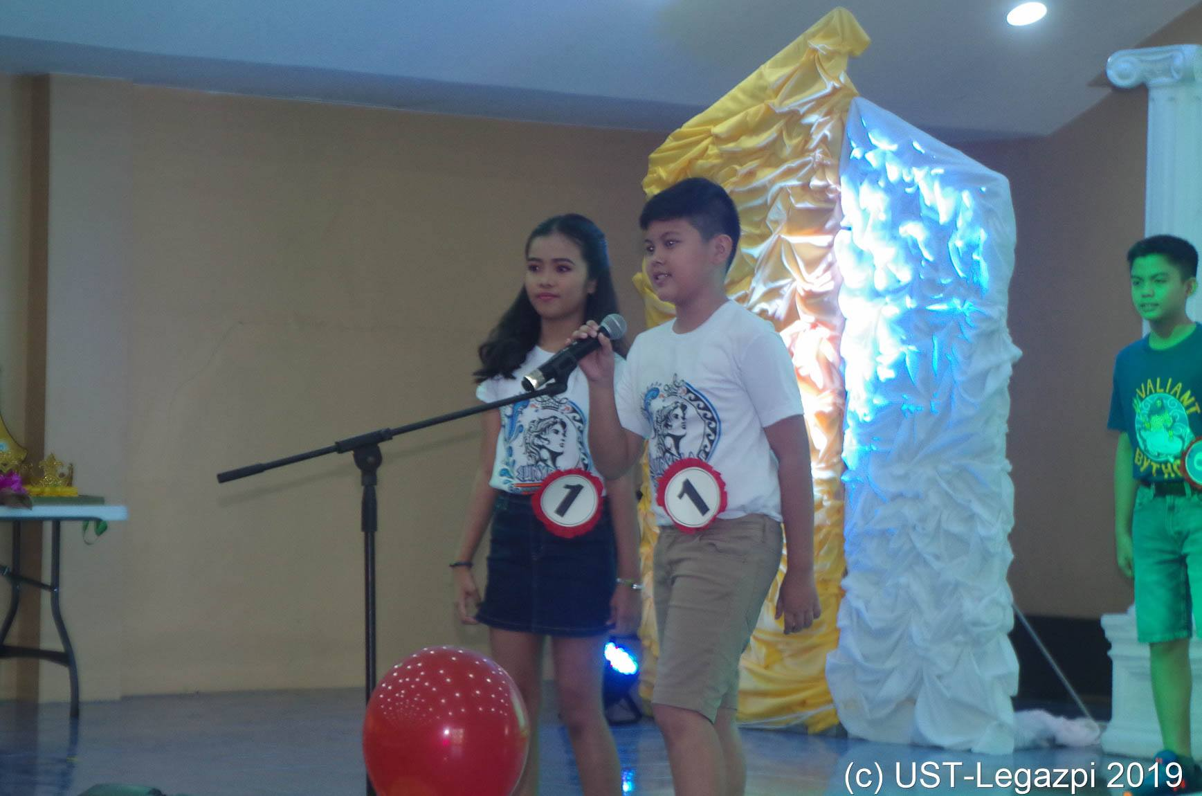 Mr. & Ms. AQUILYMPICS & LITMUSDA
