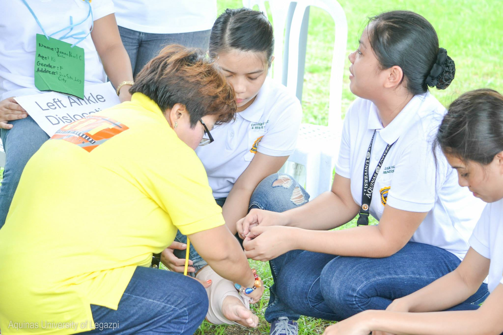 Nationwide Simultaneous Fire and Earthquake Drill 2015