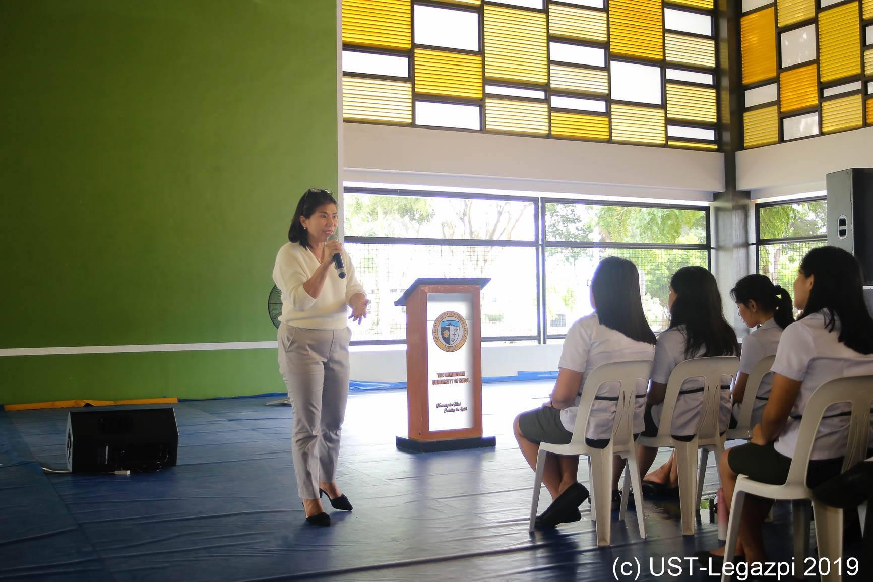 Orientation Seminar for Senior High School Students