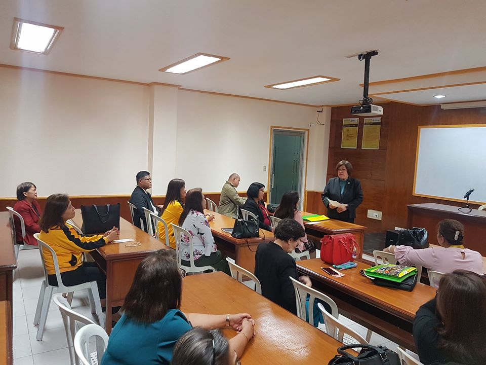 Orientation with PACUCOA Accreditors