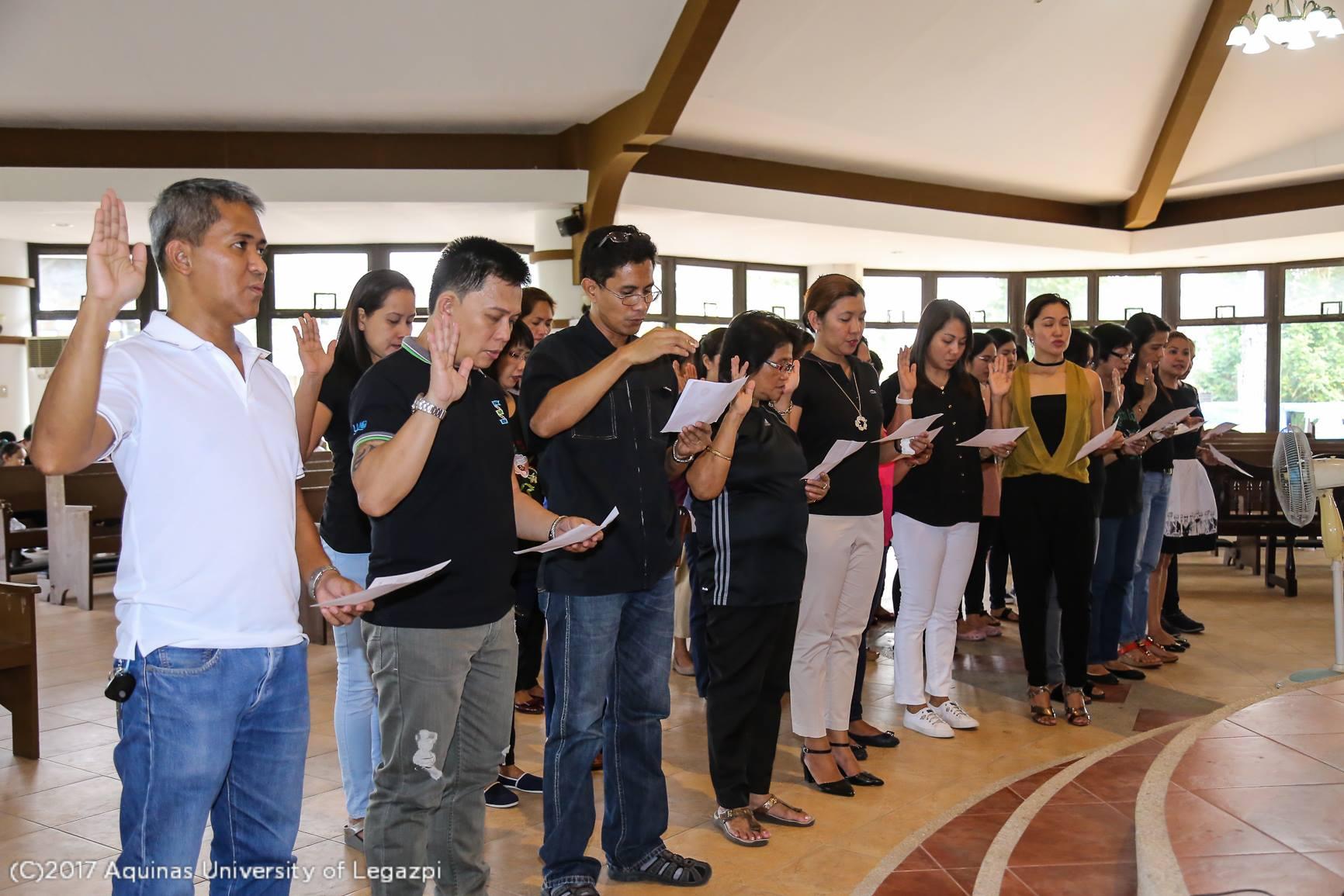 PIA Induction Ceremonies