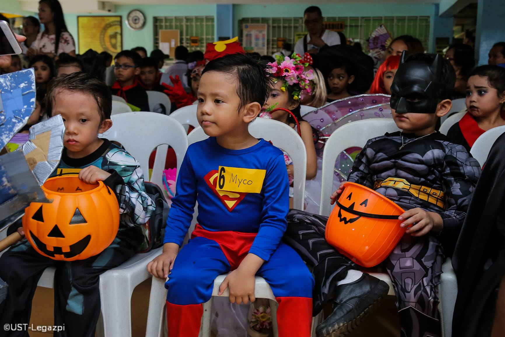 PSE Trick or Treat