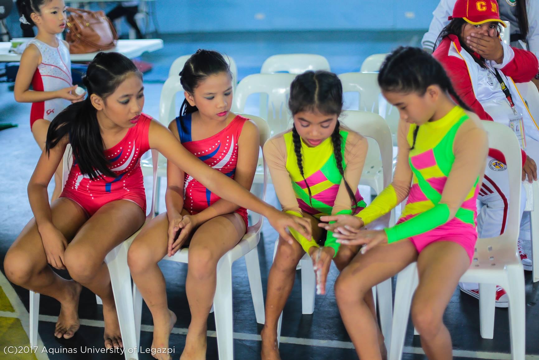 Palarong Bikol 2017 (Gymnastics)