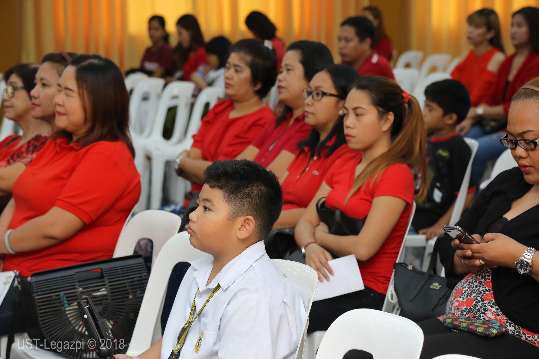Parents-Instructors Association Induction Ceremony