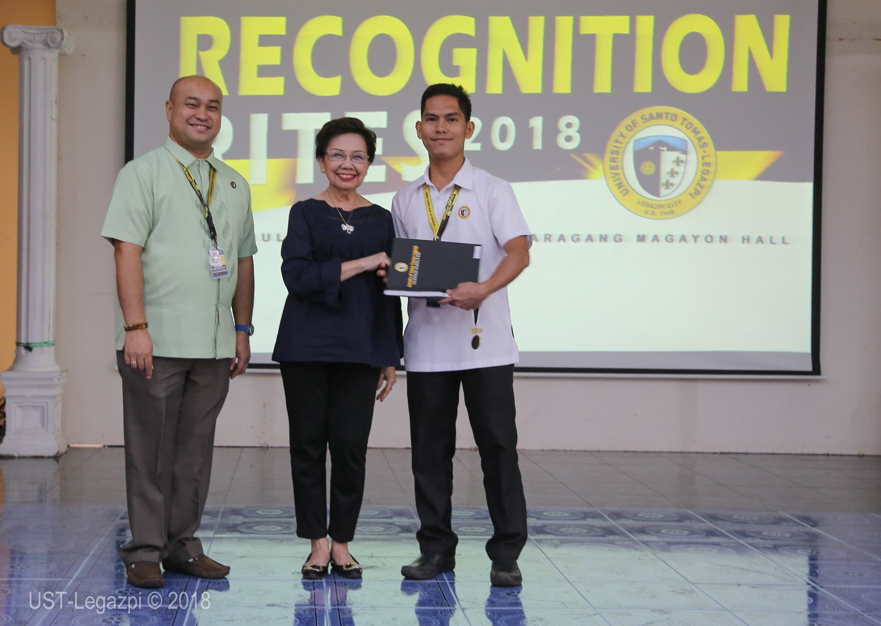 Recognition Rites 2018