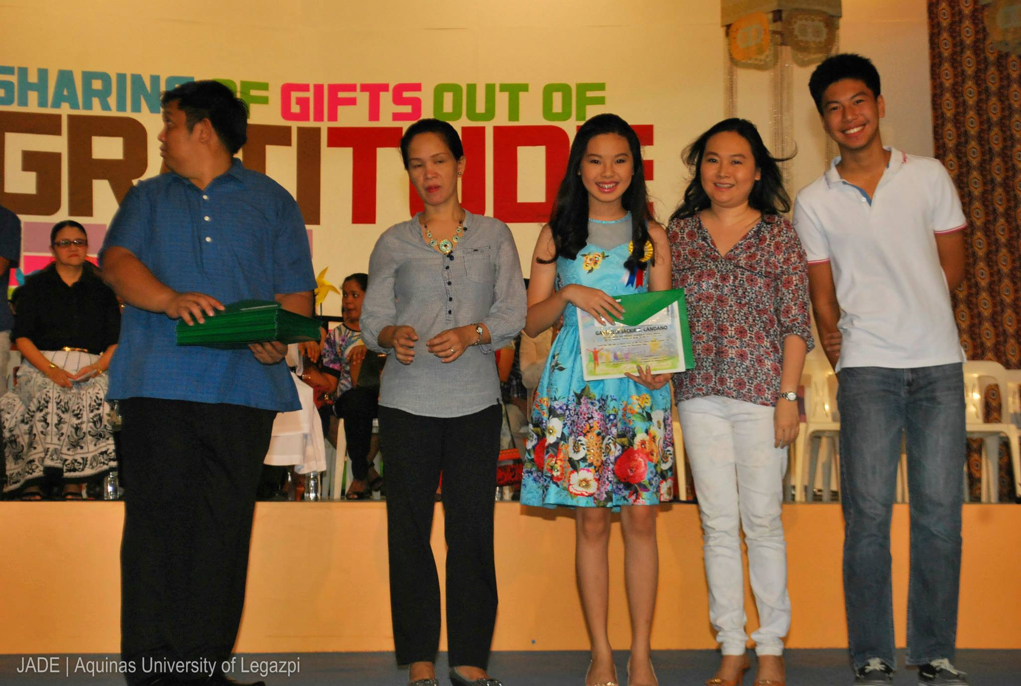 Recognition Rites – High School
