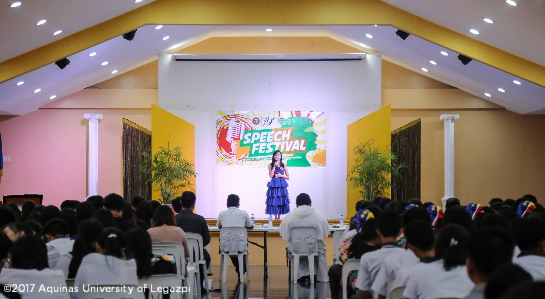 Speech Festival 2017