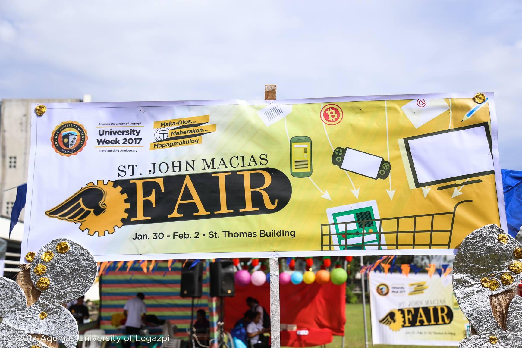 St. John Macias Trade Fair